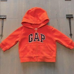 2/$15🍒 Baby Gap Zip-up Hoodie